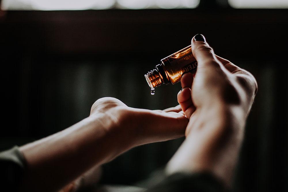 Baard olie of balsem
